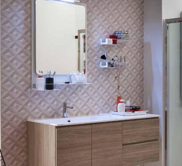 Centro convenienza arredo bagno excellent componibile bagno effetto olmo perla melissa mobile - Centro convenienza arredo bagno ...